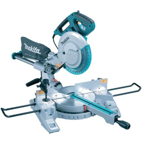 Makita LS1018L 260mm Sliding Compound Mitre Saw 240v