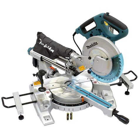 "Makita LS1018LN 260mm 10"" Slide Compound Mitre Saw with Laser 110V"