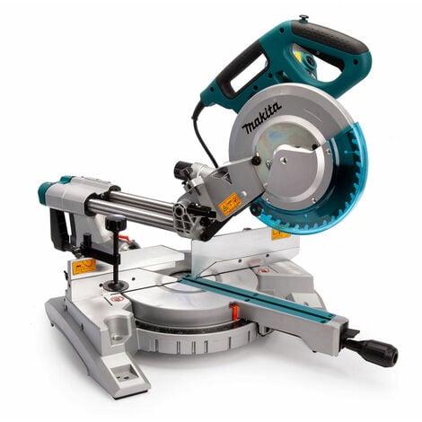 """Makita LS1018LN 260mm 10"""" Slide Compound Mitre Saw with Laser 240V"""