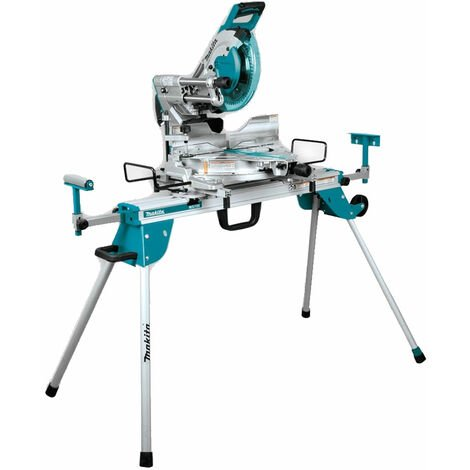 """main image of """"Makita LS1019 260mm Sliding Compound Mitre Saw with Stand 110V:110V"""""""