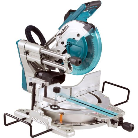 Makita LS1019 260mm Sliding Compound Mitre Saw Without Laser 110V