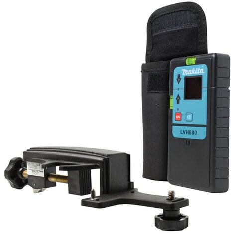Makita LVH800 LE00837085 Récepteur laser dans le sac pour SK102Z / SK103PZ / SK104Z