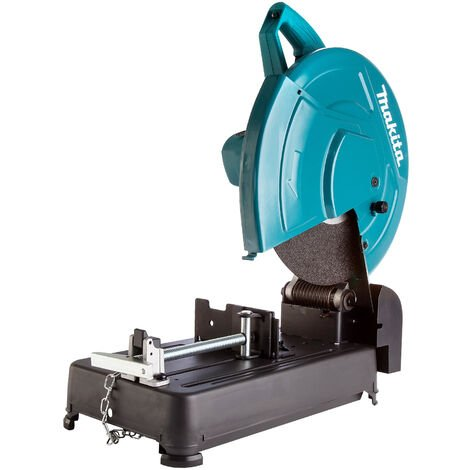 "Makita LW1401S 240V Chop Saw Abrasive Portable Cut Off Saw 14""/ 355mm"