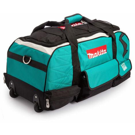 "Makita LXT600 Heavy Duty LXT 26"" Padded Tool Bag WHEELS 831279-0"