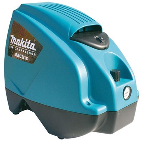 Makita MAC610 Air Compressor 8 Bar 116psi 1.1HP 240V