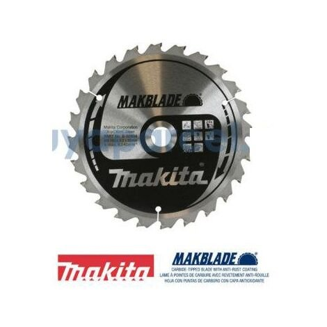 Makita Makforce Saw Blade 190 X 20mm 24 Teeth for LS0714 LS0714X B-08894