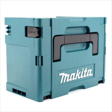 Makita MAKPAC 3 Kunststoffkoffer - ohne Einlage ( 821551-8 )