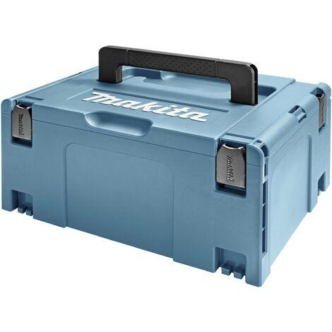 Makita MAKPAC Set Gr.3 P-02381 Mallette pour matériels électroportatifs (L x l x H) 395 x 295 x 215 mm Q307322