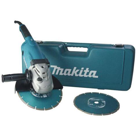 "main image of ""Makita Meuleuse d'angle GA9020RFK3. 230 mm"""