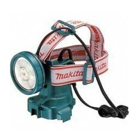 MAKITA ML121 LAMPE TORCHE FRONTALE pour batterie 12V ou 9,6V nue support filaire