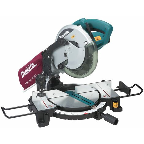Makita MLS100 Ingletadora - 1500W - 255 x 30mm