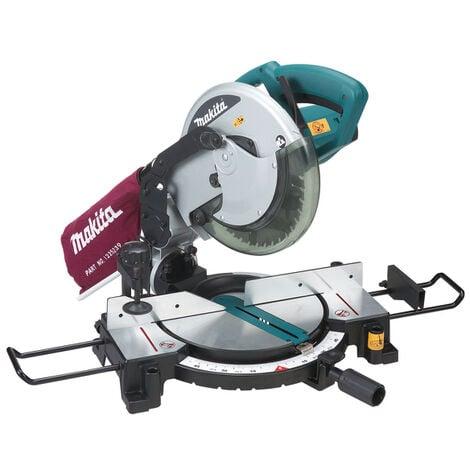 Makita MLS100 - Scie à onglet radiale - 1500W - 255mm