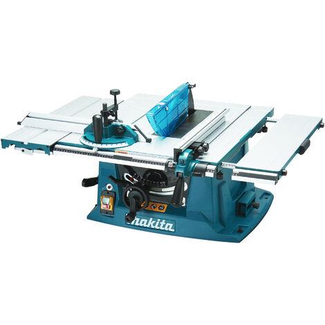 Makita MLT100 1500W Table Saw 260mm Blade 110V