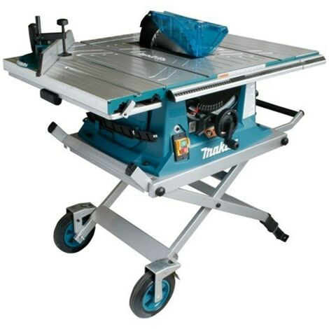 Makita MLT100X 240v Table Saw + Stand Loose