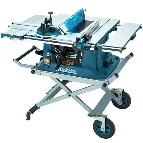 Makita MLT100X 260mm Table Saw with Floor Stand 110V:110V