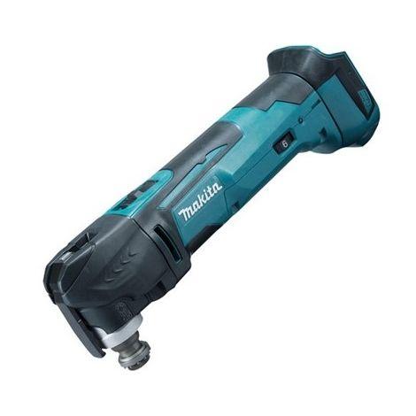 MAKITA DTM51Z 18 V LXT Sans fil Multi-Cutter Multi-outil 2 x 3AH Batteries Chargeur