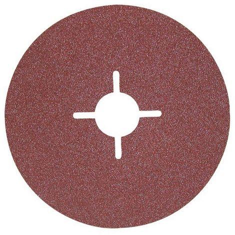 MAKITA P-01030 - Pack 5 discos de lija de 180 mm grano 24