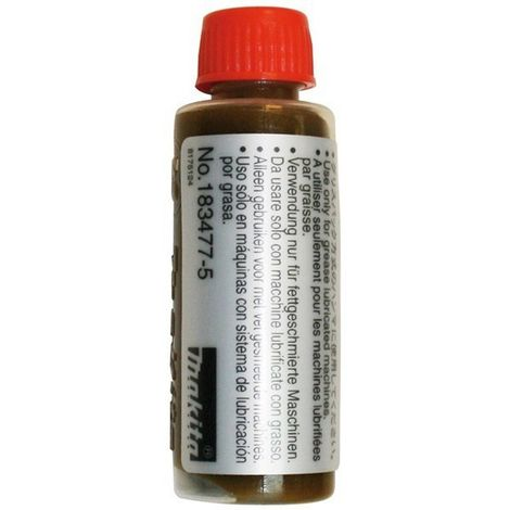 MAKITA P-08361 - Tubo de grasa de 30 gr para lubricacion de martillos percutores