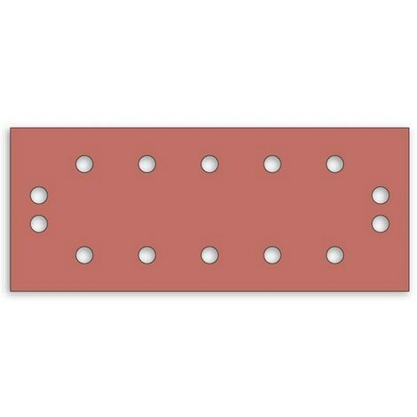 MAKITA P-33059 - Pack 10 bandes perforées 115x280mm pour bo4900v-9046-bo4901 grain 150