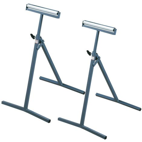 Makita P-35411 Material Roller Support Leg Stand for Mitre Saws - Twin Pack