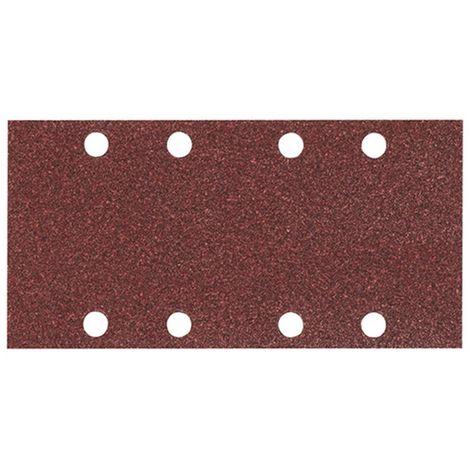 MAKITA P-35900 - Pack 10 lijas perforadas con velcro 93x185 mm para bo3700-9036-bo3711 grano 150