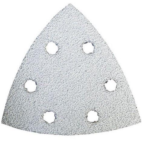 MAKITA P-42709 - Lija triangular 93mm grano 80 velcro