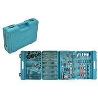 Makita P-44046 Drill And Bit Set, 216 Pc.