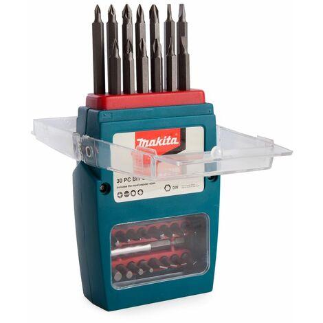 Makita P-57283 Impact Driver Bit 30 Piece Set in Case