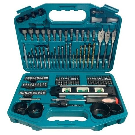 Makita P-67832 101 Piece Power Drill Accessory Bit Set