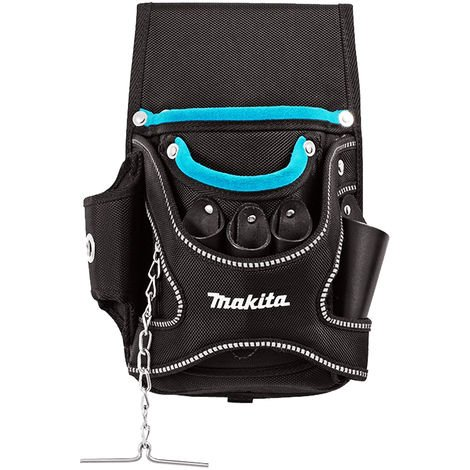 Makita P-71738 Blue Electricians Screwdriver Tool Work Pouch Holder