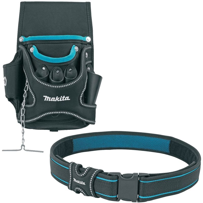 Genuine Makita P-71738 Electricians Pouch Tool Belt Bag tracking no
