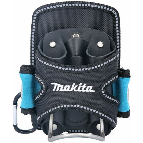 Makita P-71934 Blue Hammer & Hand Tool Holder Work Pouch Belt Clip