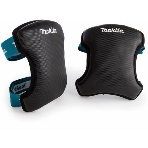 Makita P-71984 Blue Light Duty Knee Pads With Velcro Straps