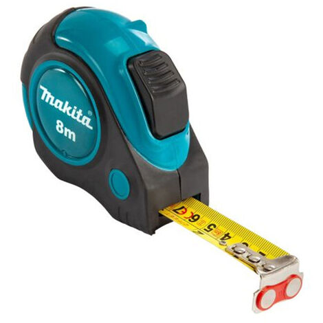 Makita P-72986 Tape Measure 8m / 26ft