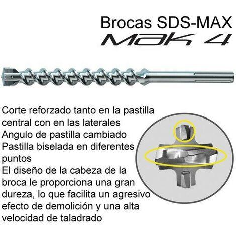 MAKITA P-77861 - foret sds-max mak4 22x520mm