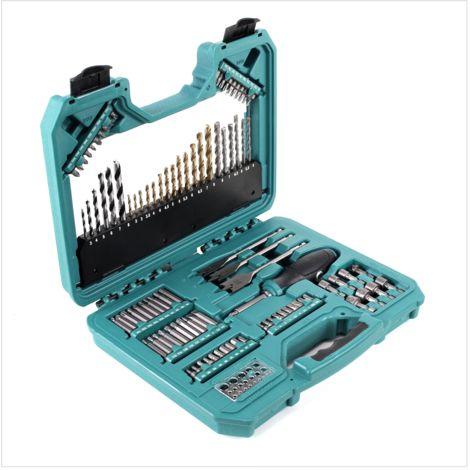 Makita P-90364 Pro XL Juego de accesorios, brocas y puntas - 105 piezas