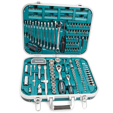 """main image of """"Makita P-90532 227 Piece Home Repair Socket & Screwdriver Bit Set Kit"""""""