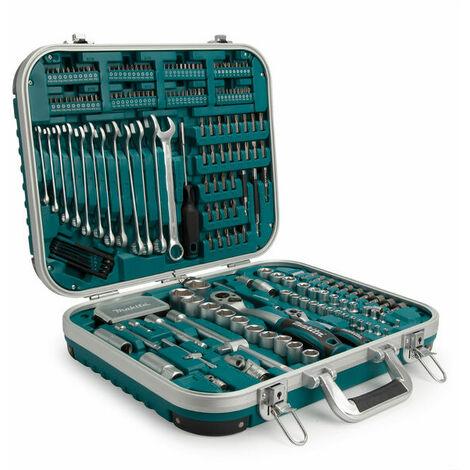 Makita P-90532 - Coffret d'accessoires - 227 pièces