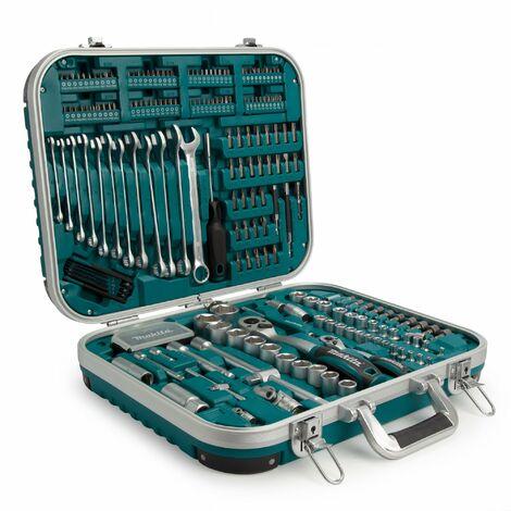 Makita P-90532 Juego de accesorios 227 piezas en estuche