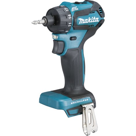 Makita - Perceuse visseuse 18 V Li-Ion sans batterie ni chargeur Ø 13/36 mm - DDF083Z