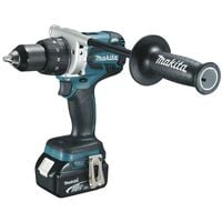 Makita - Perceuse visseuse à batterie 18V Li-Ion 5Ah Ø 13 mm - DDF481RTJ