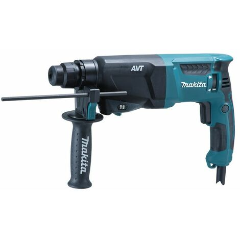 Makita Perfo-burineur 26 mm, SDS-PLUS, 800 W - HR2601J