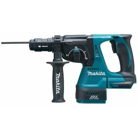 MAKITA Perfo-burineur -DHR243ZJ - SDS-Plus 18 V Li-ion - 24 mm - Bleu