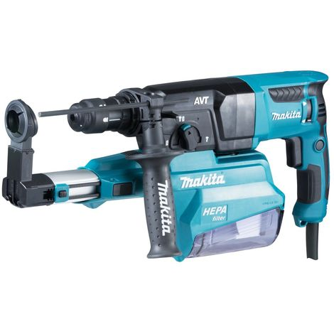 Makita Perfo-burineur SDS-Plus 800W, 26mm - HR2651TJ