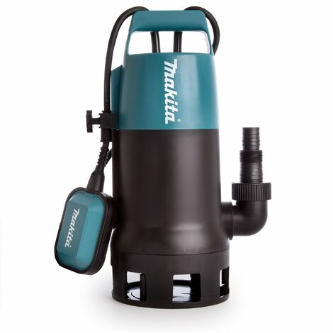 Photo de makita-pf1010-pompe-submersible-pour-eau-sale-1100-w