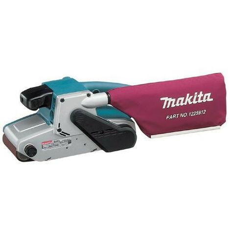 Makita - Ponceuse à bande 1010W (bande : 100 x 610 mm)+ Coffret Makpack- 9404J