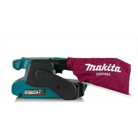 Makita - Ponceuse à bande 650W (bande : 76x457 mm) - 9910