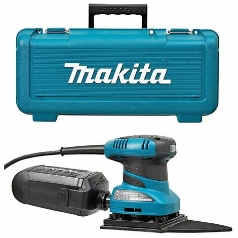 Makita – Ponceuse vibrante 200W + Coffret – BO4565K