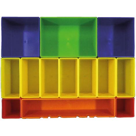 Makita Porta minuterie con inserti colorati - P-83652