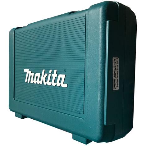Makita Powertool Storage Carry Case Empty ToolBox for DHP453SFEW